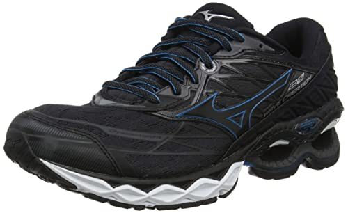 Creation 20Zapatillas De Jewel HombreNegro Running 0942 Blackblue Mizuno Eu Para 5 Wave QtdChrBsx