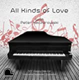 """All Kinds of Love - Yamaha Disklavier Compatible Player Piano Music on 3.5"""" DD 720k Floppy Disk"""