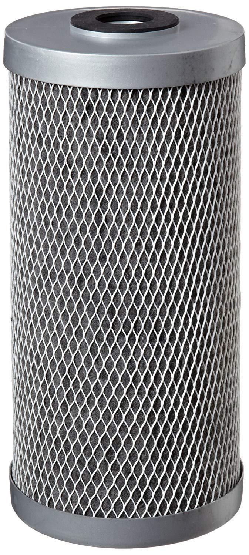 0.5 Micron Pack of 2 Pentek FloPlus-10BB Carbon Block Filter Cartridge 9-3//4 x 4-5//8