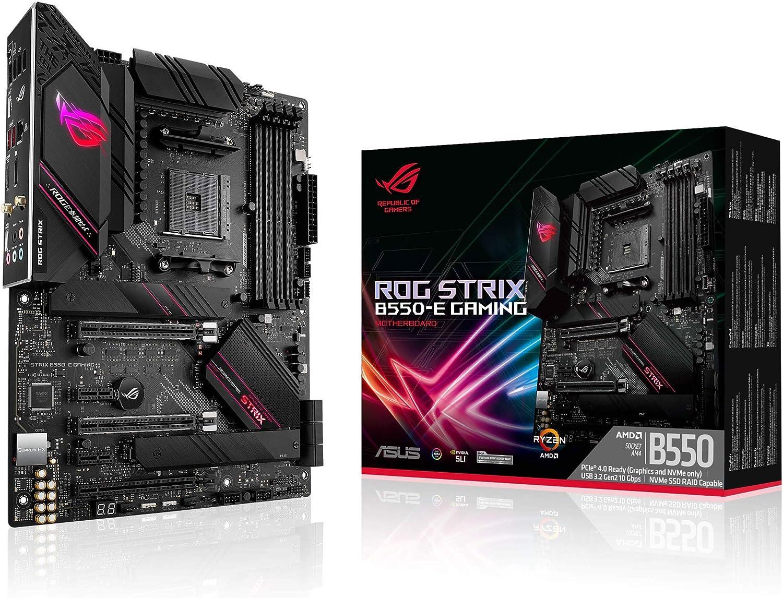 ASUS ROG Strix B550-E Gaming