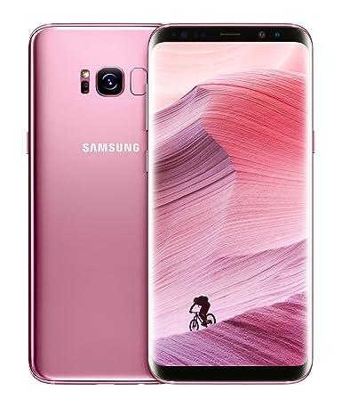 Samsung Galaxy S8 Rosé Ohne Simlock Ohne Branding Ohne Vertrag