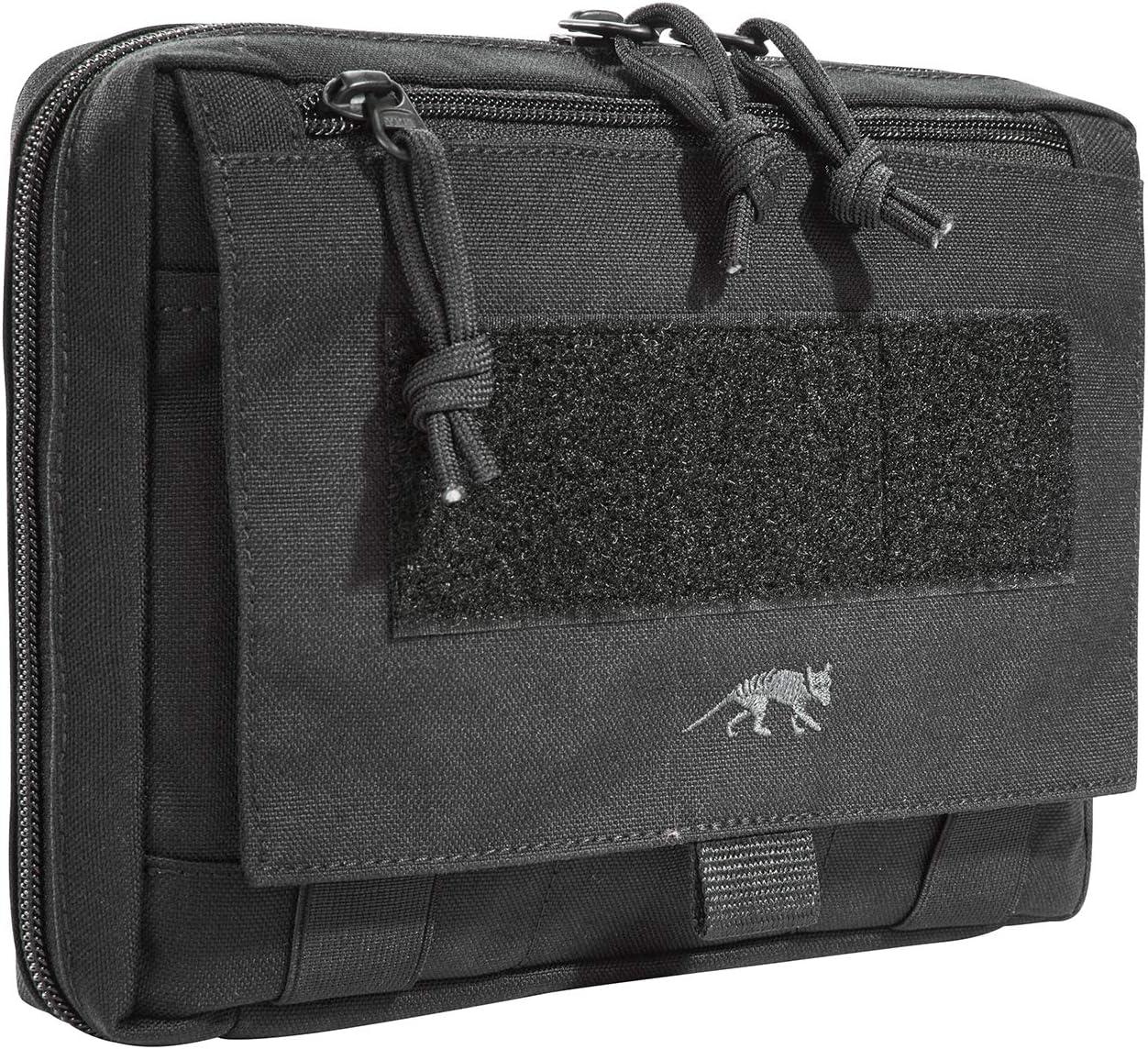 Bolsillo Adicional para Herramientas de Equipo Tasmanian Tiger TT EDC Pouch Organizador Compatible con Molle botiqu/ín de Primeros Auxilios; 20,5 x 16,5 x 4cm