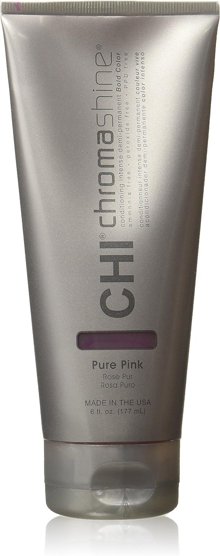 CHI CHROMASHINE - Tinte Bold Color Pure Pink, 177 ml: Amazon ...