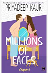 Contemporary Fiction : Millions of faces Paperback