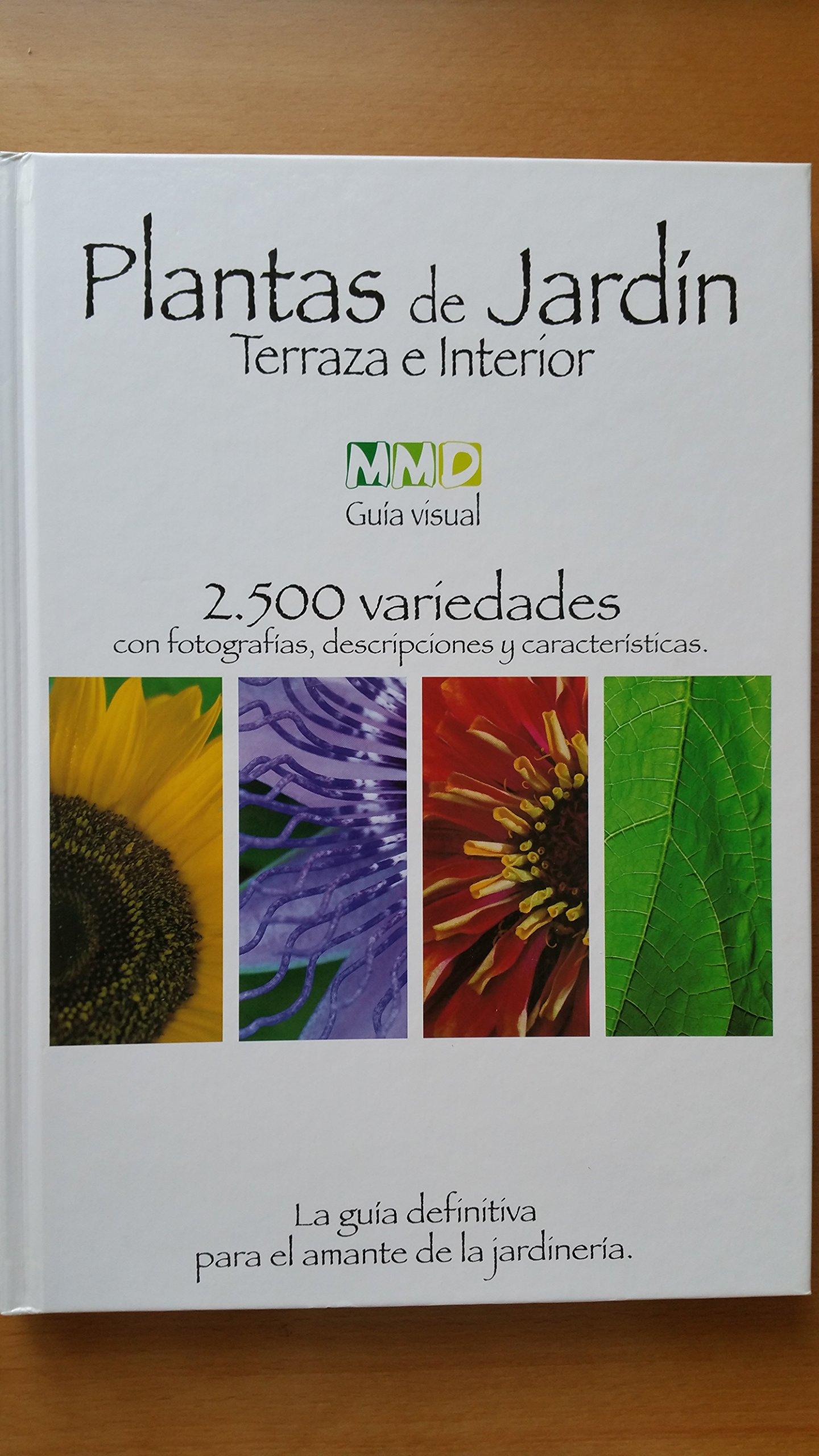 Guía Visual De Las Plantas De Jardín - MMD: Amazon.es: Aa Vv: Libros