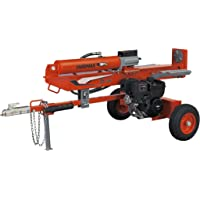 YARDMAX YU3566 35 Ton Full Beam Gas Log Splitter, 4-Way Wedge, Briggs & Stratton, CR1450, 10.5HP, 306cc