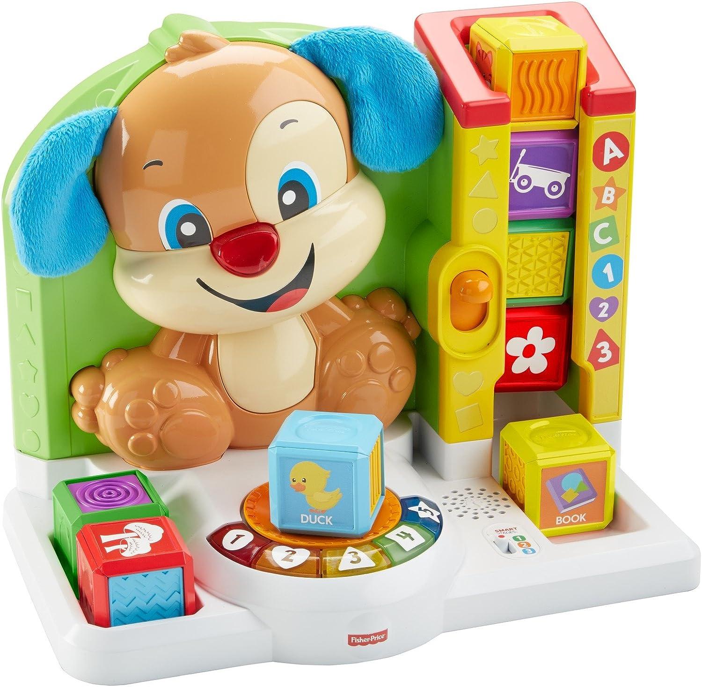 Fisher-Price- Perrito Primeras Palabras (Mattel FJC21): Amazon.es ...