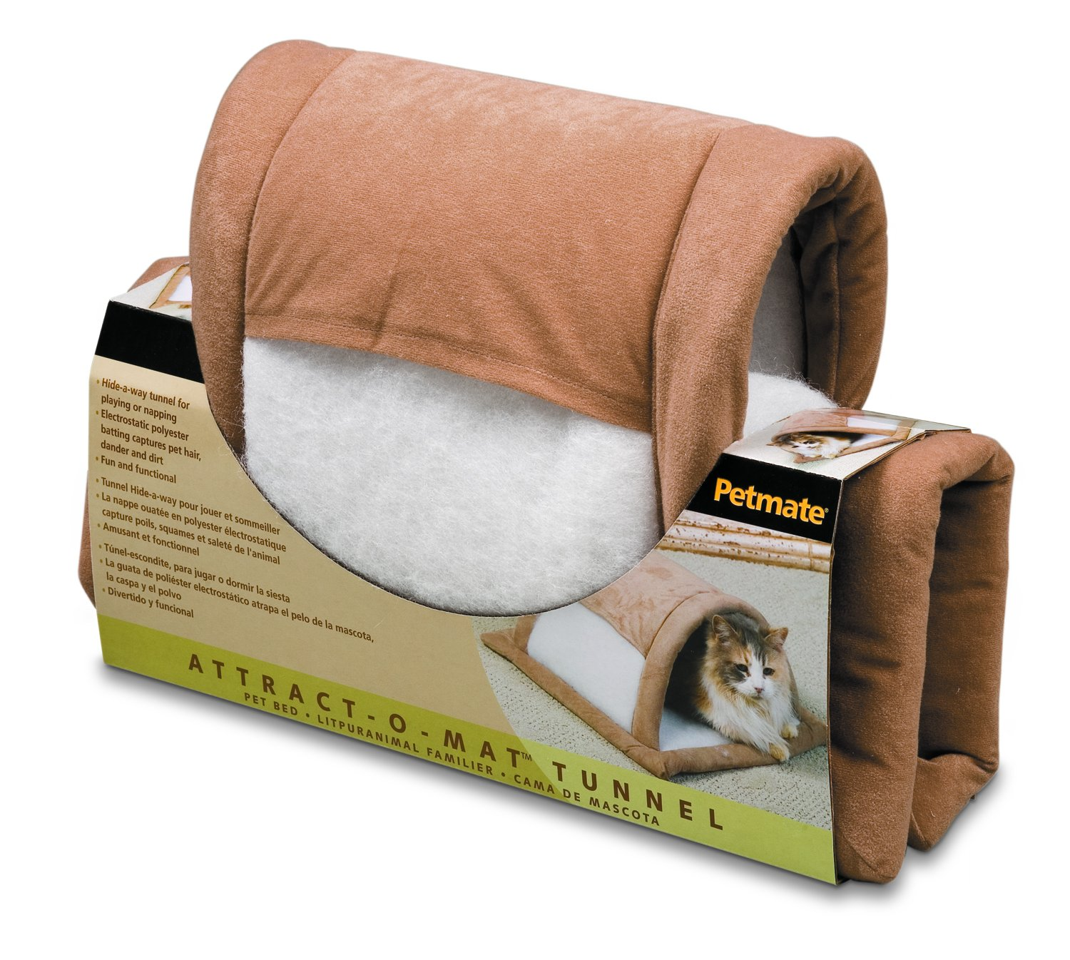 ASPEN PET ATTRACT-O-MAT TUNNEL SLEEVE by Petmate