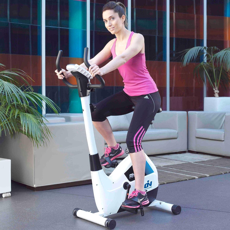 Ion Fitness FI100 GG Spining – Fahrräder für Spinning (500 mm, 920 mm, 1340 mm, 25 kg, 7 kg, LCD)