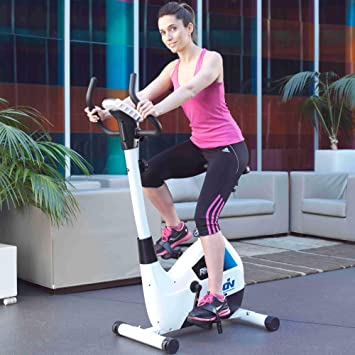 Ion Fitness FI100 - Bicicletas para Spinning (500 mm, 920 mm, 1340 mm, 25 kg, 7 kg, LCD): Amazon.es: Deportes y aire libre