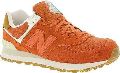 new balance femmes orange