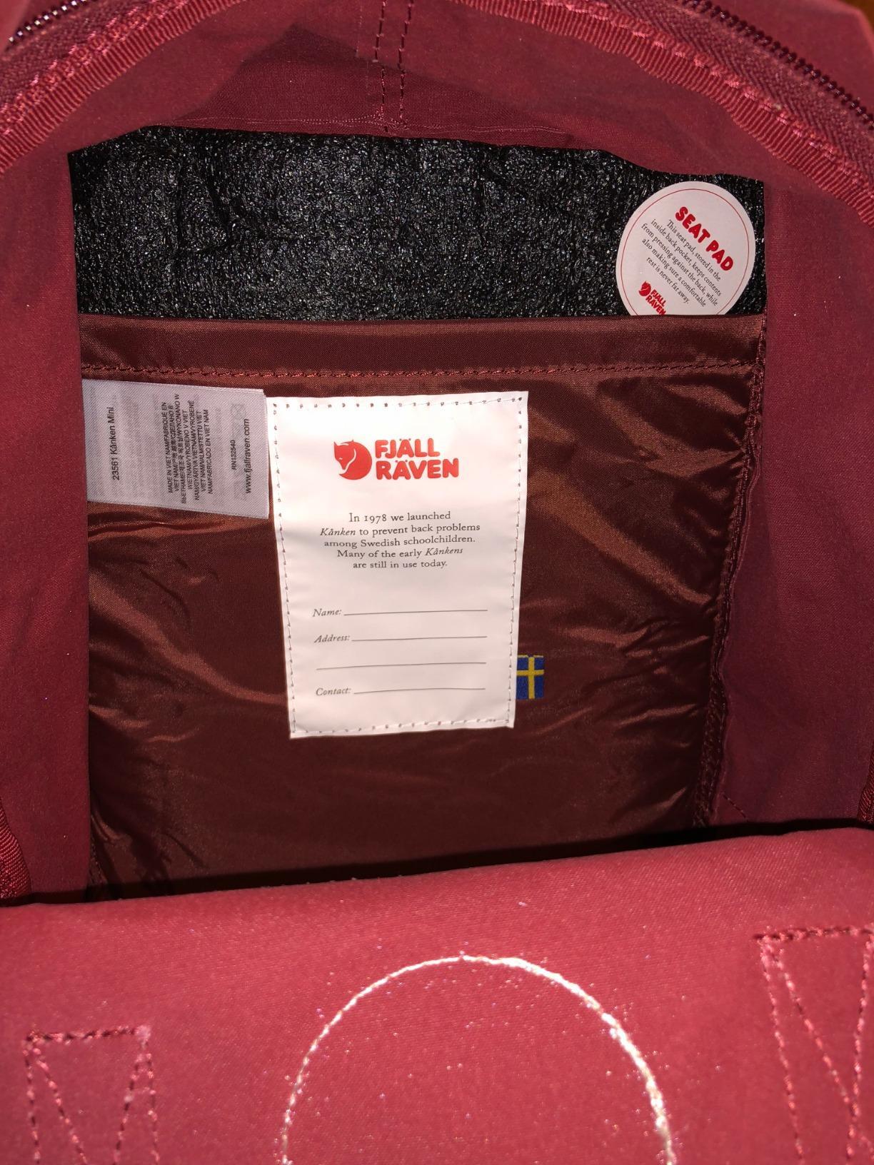 Fjallraven - Kanken Mini Classic Backpack for Everyday - Amazon Mỹ