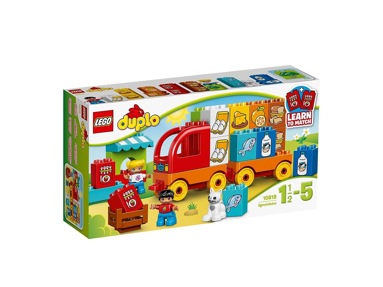 Mon premier camion Jeu de Construction LEGO DUPLO 10818