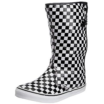 5f1ab9da3cc Vans Women s Dasan rainy day black white checks VXTDVAZ 7 UK  Amazon.co.uk   Shoes   Bags
