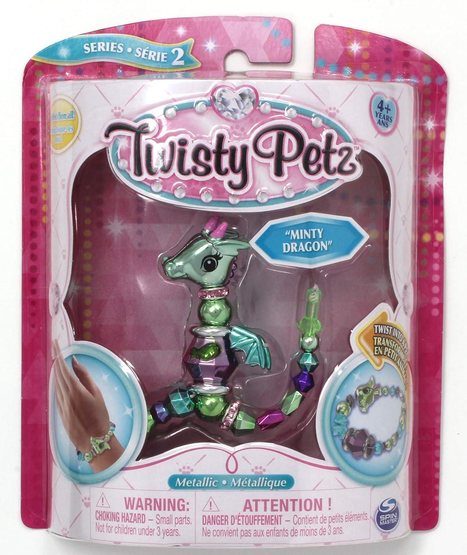 Twisty Petz Minty Dragon Series 2 Metallic