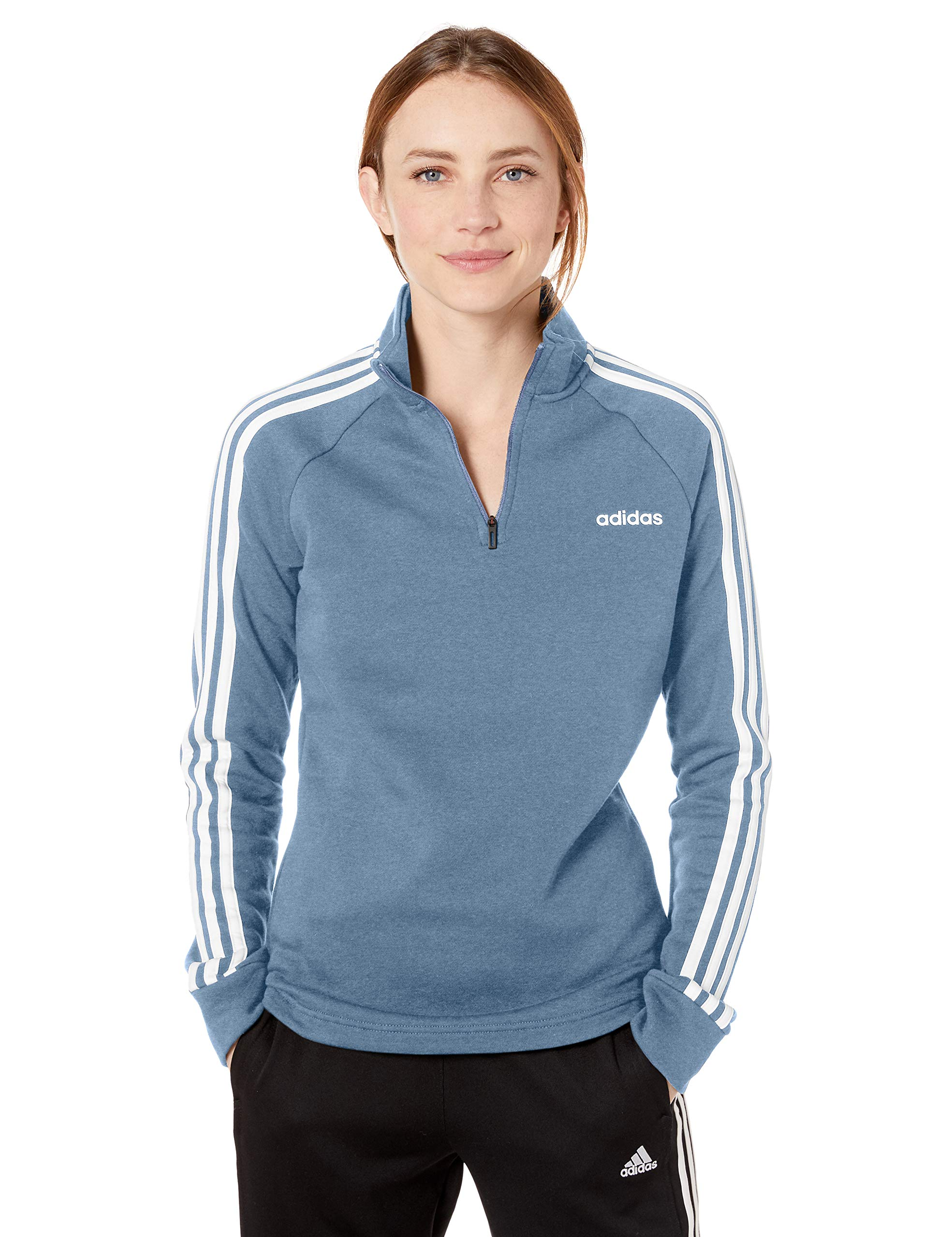 adidas Women's 3-Stripes Track Jacket by adidas