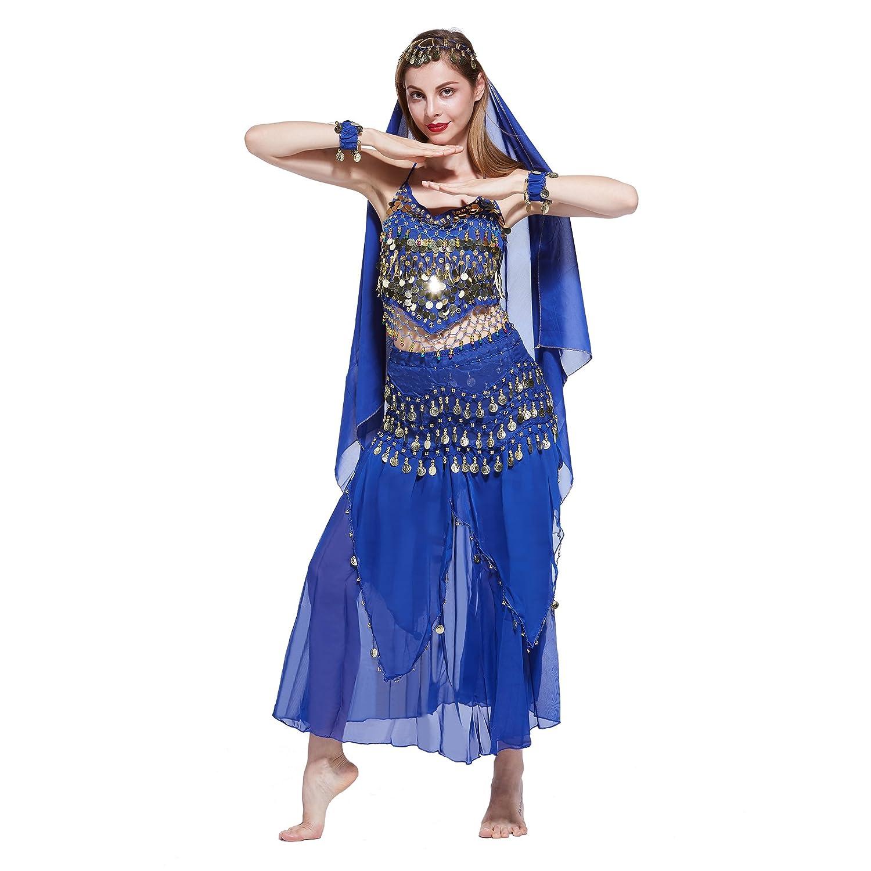 Rubie S Kostum Arabische Prinzessin 1001 Nacht Bauchtanzerin