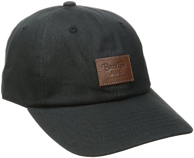 7f8ecc4be21 ... inexpensive brixton mens grade baseball cap black one size 93ac3 f75d6