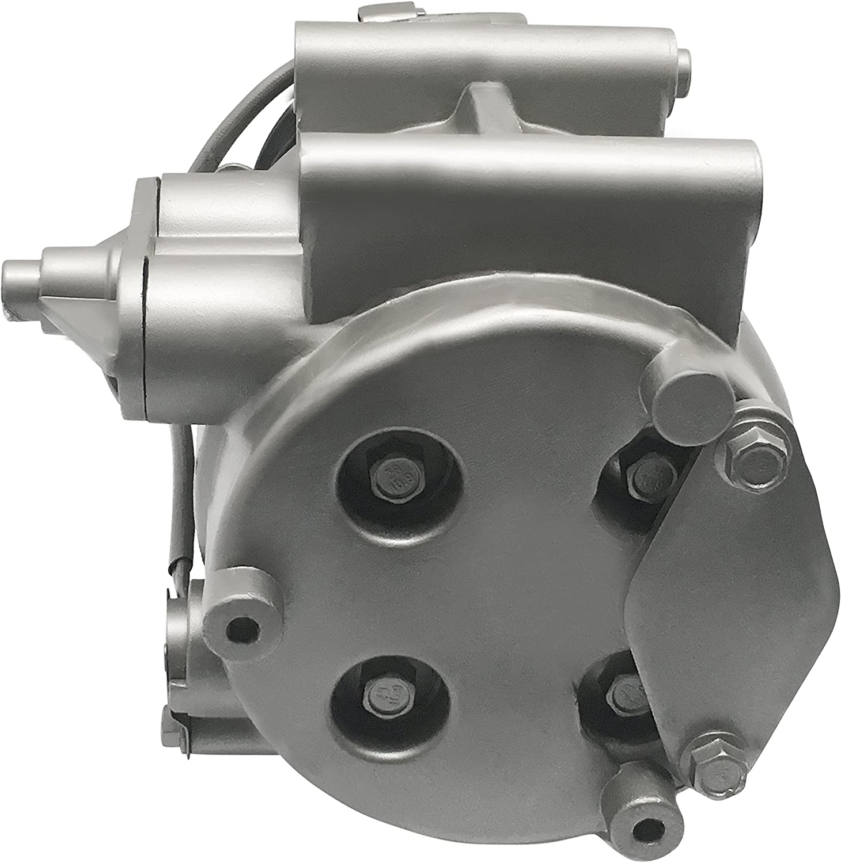 RYC Remanufactured AC Compressor and A//C Clutch IG561