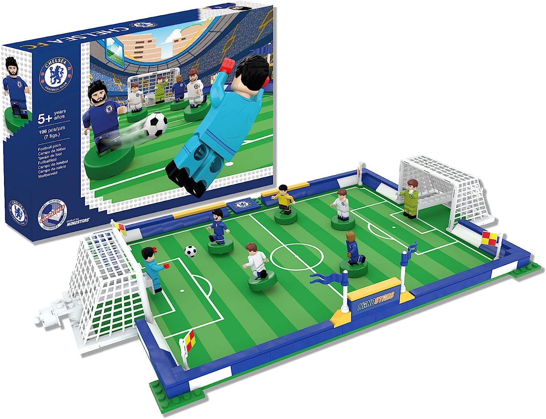 NANOSTARS 7806 - Campo de Fútbol del Chelsea FC (Producto Oficial ...