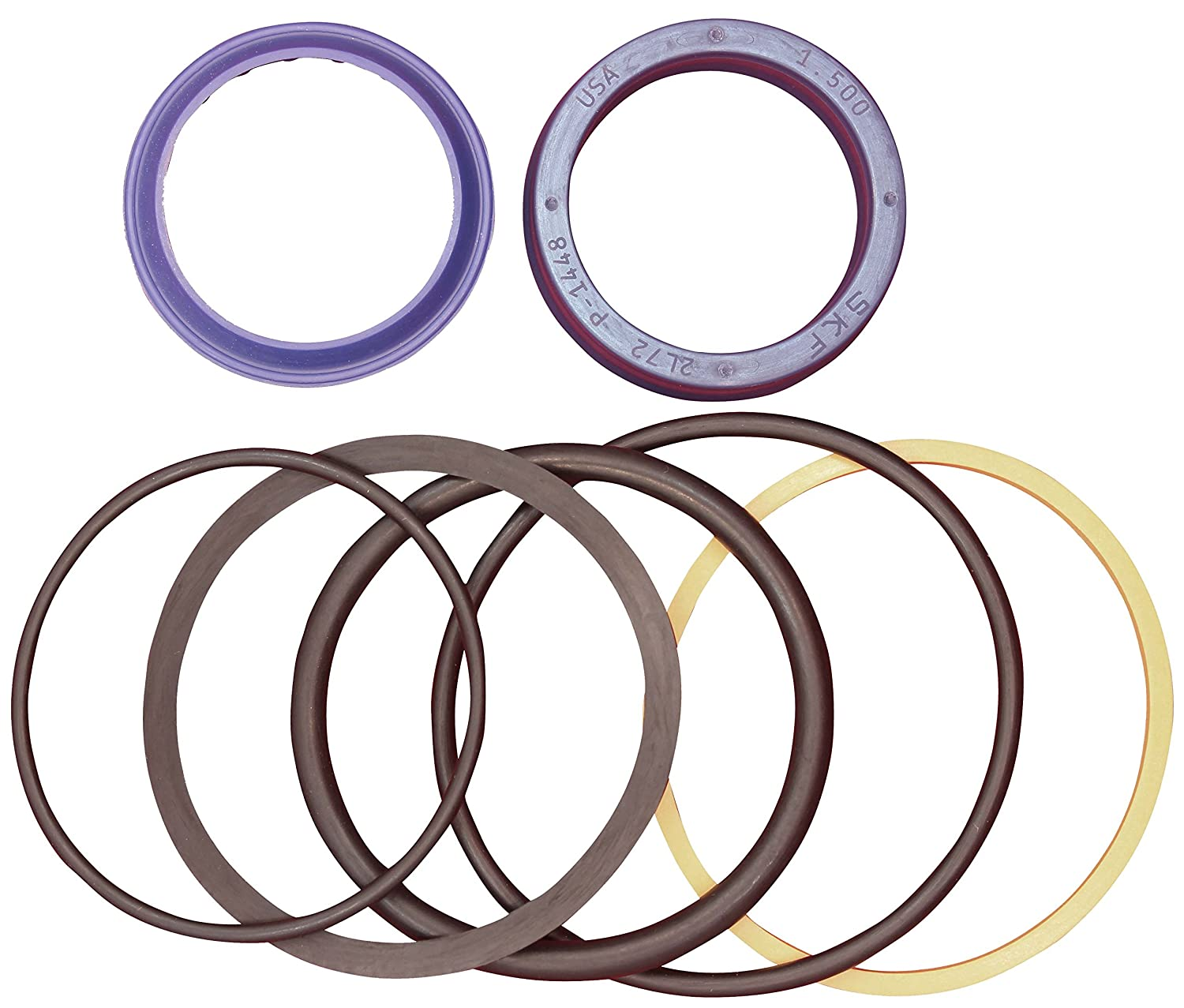 BOBCAT 6589796 HYDRAULIC CYLINDER SEAL KIT X225 X 325 2400 2410 TORNADO HEAVY EQUIPMENT PARTS