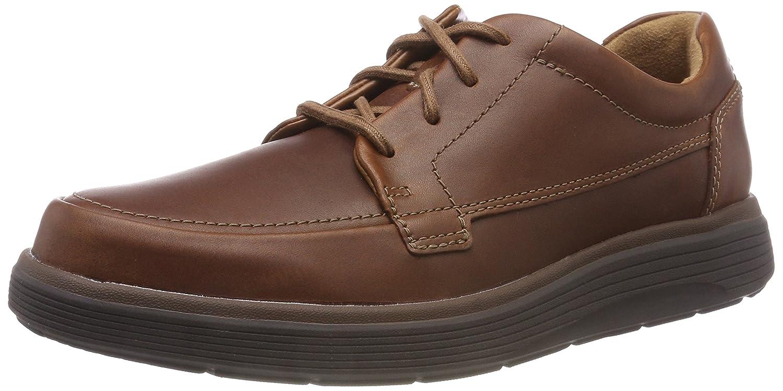 Clarks Un Abode Ease, Zapatos de Cordones Derby para Hombre