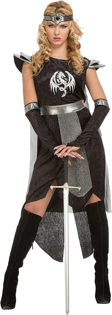 My Other Me Me-204126 Disfraz de guerrera de dragones para mujer ...