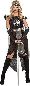 My Other Me Me-204128 Disfraz de guerrera de dragones para ...