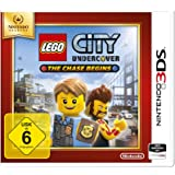 Lego City Undercover: The Chase Begins - Nintendo Selects - [3DS]