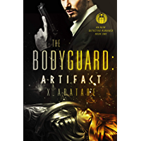 The Bodyguard: The Artifact Book 1 (A Gay Detective Romance) (English Edition)