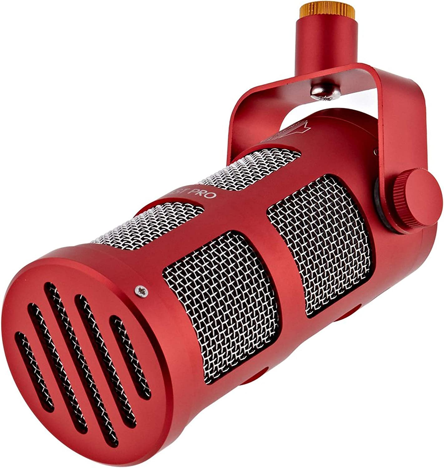 Sontronics PODCAST PRO Red dynamic microphone for podcast streaming /& video conference broadcast