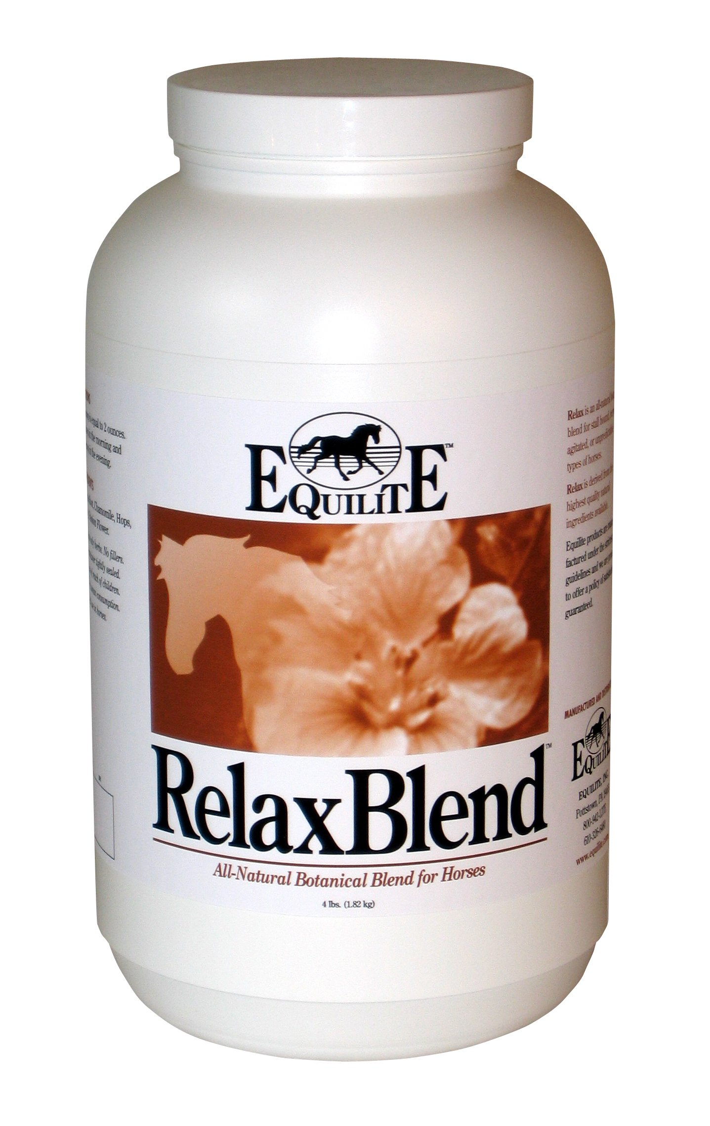 Relax Blend Equine Calming Herbal Blend (2-Pound)