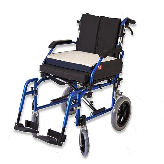 Ability Superstore - Cojín de gel para silla de ruedas: Amazon.es: Salud y cuidado personal