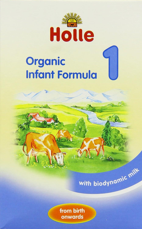 Holle Organic Baby Milks - Infant Formula 1 - Single Carton, 400g