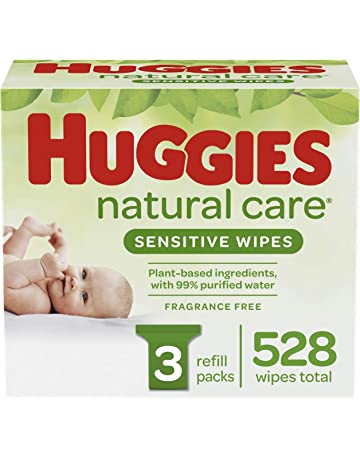 Portable One Time Use Cleaning Wipёs for Home Office CocoMarket Hand/_Wipes/_Wet 60 Sheets 2PCS for Adult Kids Baby