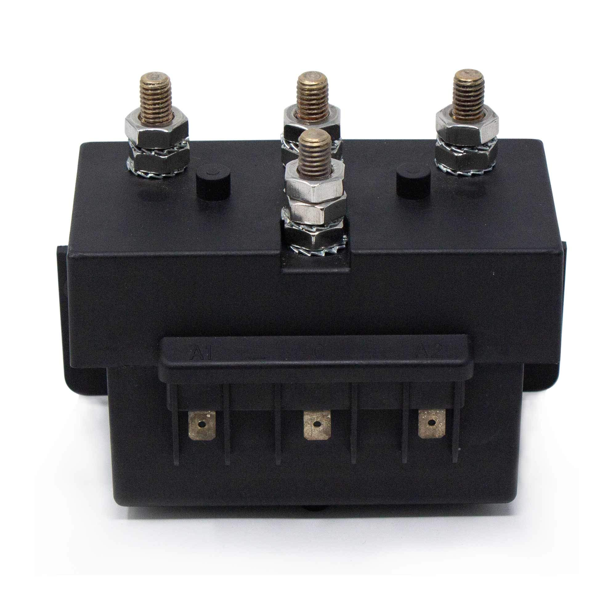 Five Oceans Dual Direction Windlass Solenoid 2-Wire Motors Reversing Control Box, 12V FO-3292