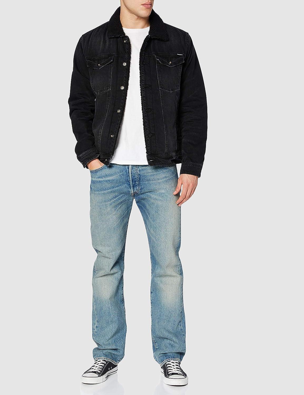 Superdry Homme Bandit de grand chemin trucker jacket