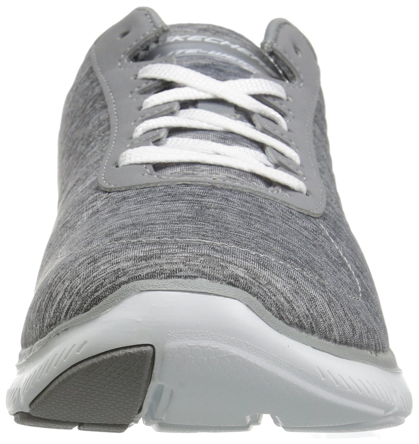 Skechers Women's Flex 5 Appeal 2.0 Sneaker B01MYBCX4X 5 Flex B(M) US|Gray-37 010359