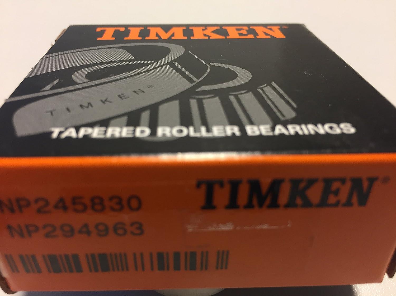 Timken –  np245830-np294963-timken