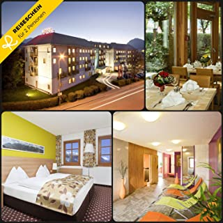 Voyage SCHEIN–4jours à deux dans * * * * L'Hôtel alphotel Innsbruck dans tyrol vivons–Hôtel Bon Bon kurzreise kurzurlaub Voyage Cadeau Reiseschein