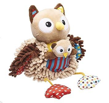 Amazon Com Wee Believers Lil Prayer Buddy Olivia The Owl Plush