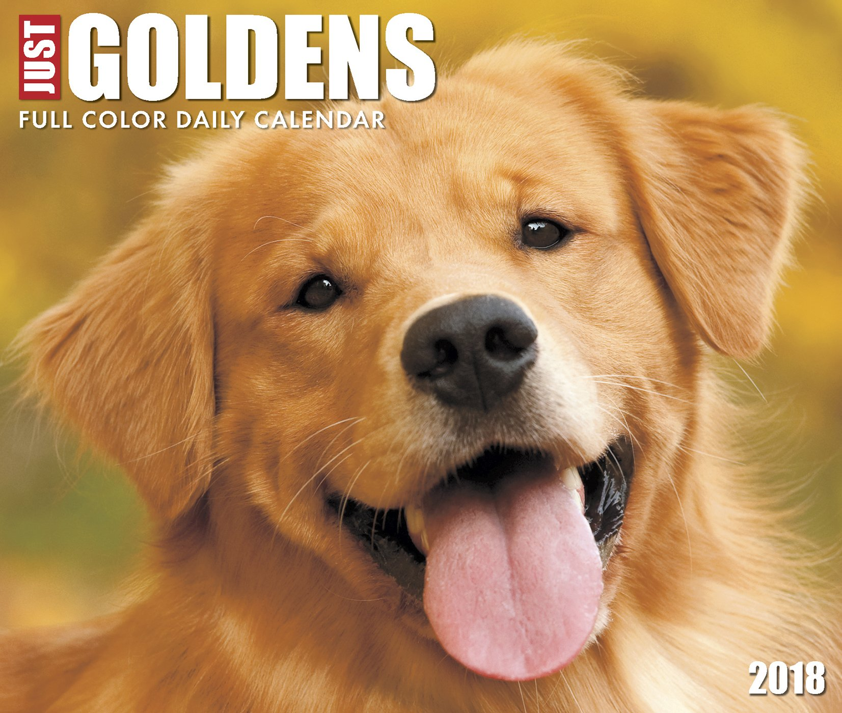 Download Just Goldens 2018 Calendar PDF
