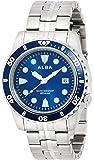 [セイコーウォッチ] 腕時計 アルバ スポーティー クオーツ ハードレックス AQGJ403 シルバー
