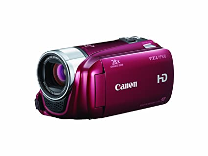 amazon com canon vixia hf r20 full hd camcorder with 8gb internal rh amazon com canon vixia hf r20 manual español