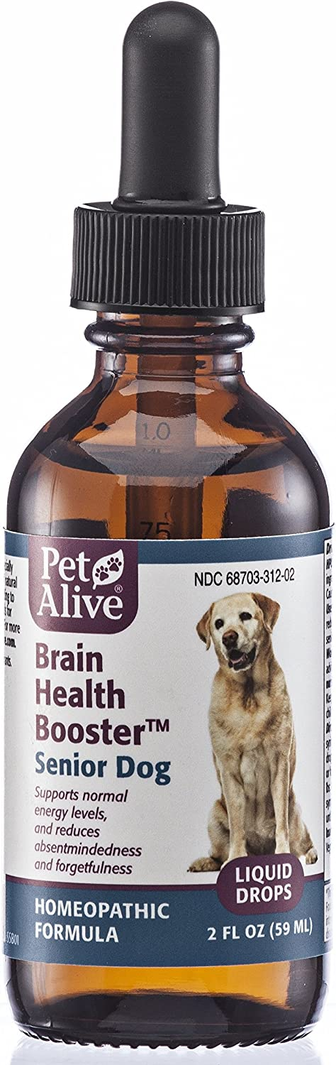 362899 PetAlive Brain Health Booster for Senior Dogs