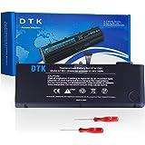 DTK® Ultra Hochleistung Notebook Laptop Batterie Li-ion Akku A1321 für Apple A1321 A1286 (Only for 2009 2010 Version) Unibody Macbook Pro 15'', Fits Mb985 Mb986j/a Mc118 - 12 Months Warranty [10.95V 6000mAh 74Wh]