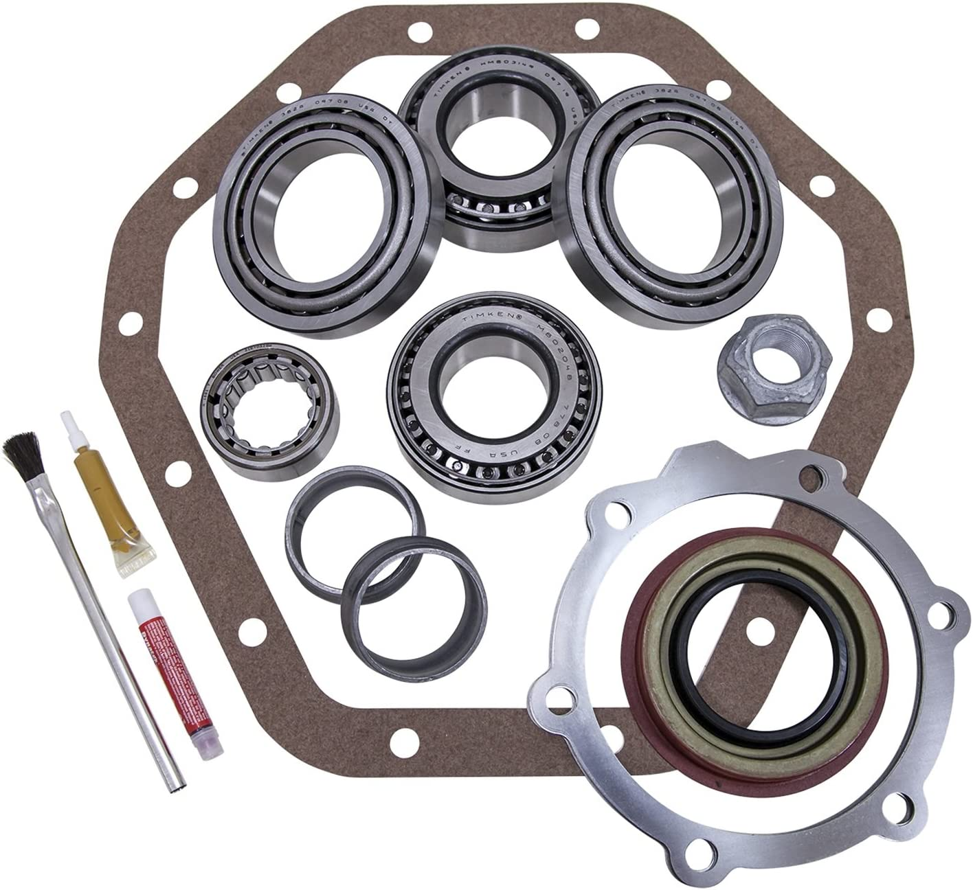 Master Overhaul Kit for GM 14-Bolt Truck 10.5 Differential USA Standard Gear ZK GM14T-A