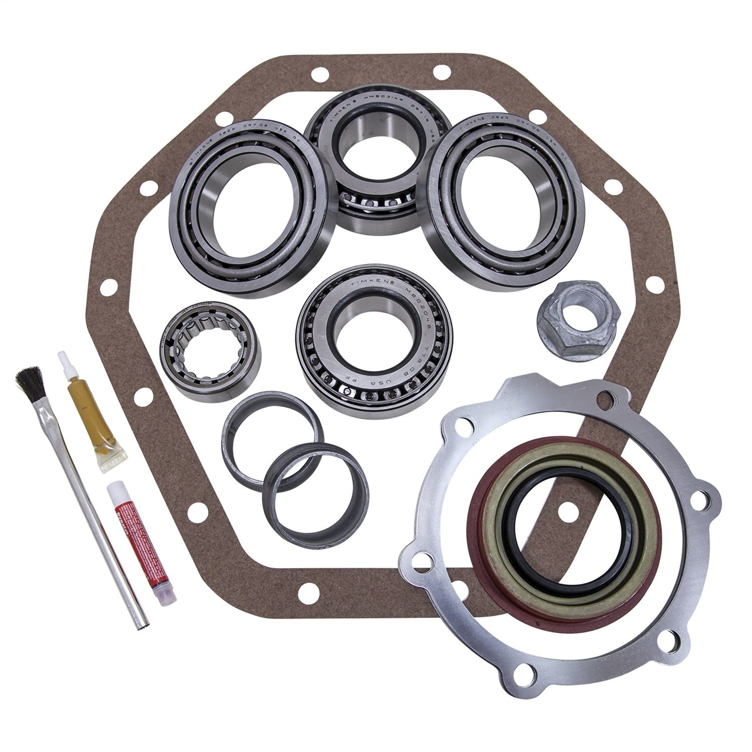 USA Standard Gear (ZK GM14T-B) Master Overhaul Kit for GM 14-Bolt Truck 10.5 Differential