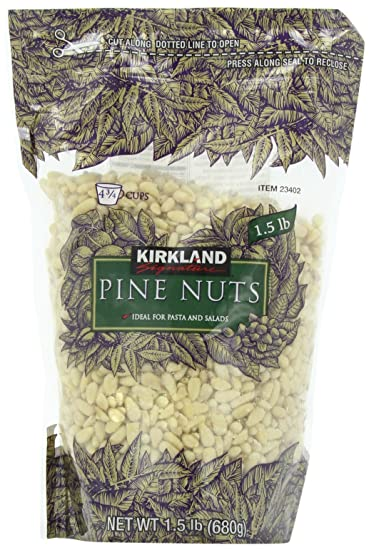 Kirkland Raw Pine Nuts, 24 oz