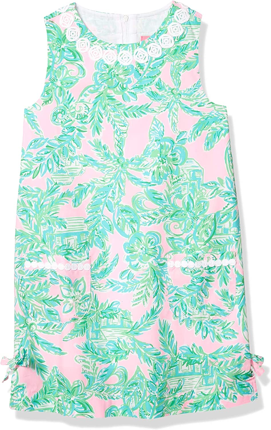 Lilly Pulitzer Girls' Toddler Little Lilly Classic Shif